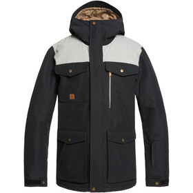 Quiksilver Raft Jacket Men black